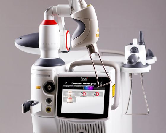 Процедури лазерного омолодження, доступні в клініці Когерент