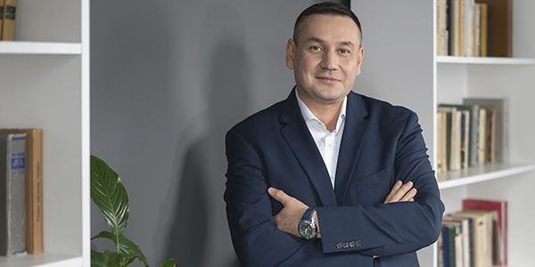 Интервью Егора Колодченко на радио Европа Плюс